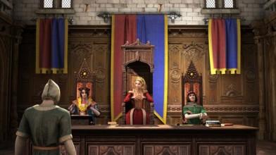 Встать, суд идет! Детали политики и судов в The Guild 3