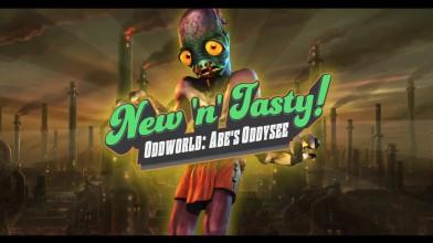 Oddworld: New 'n' Tasty вышел на Xbox One