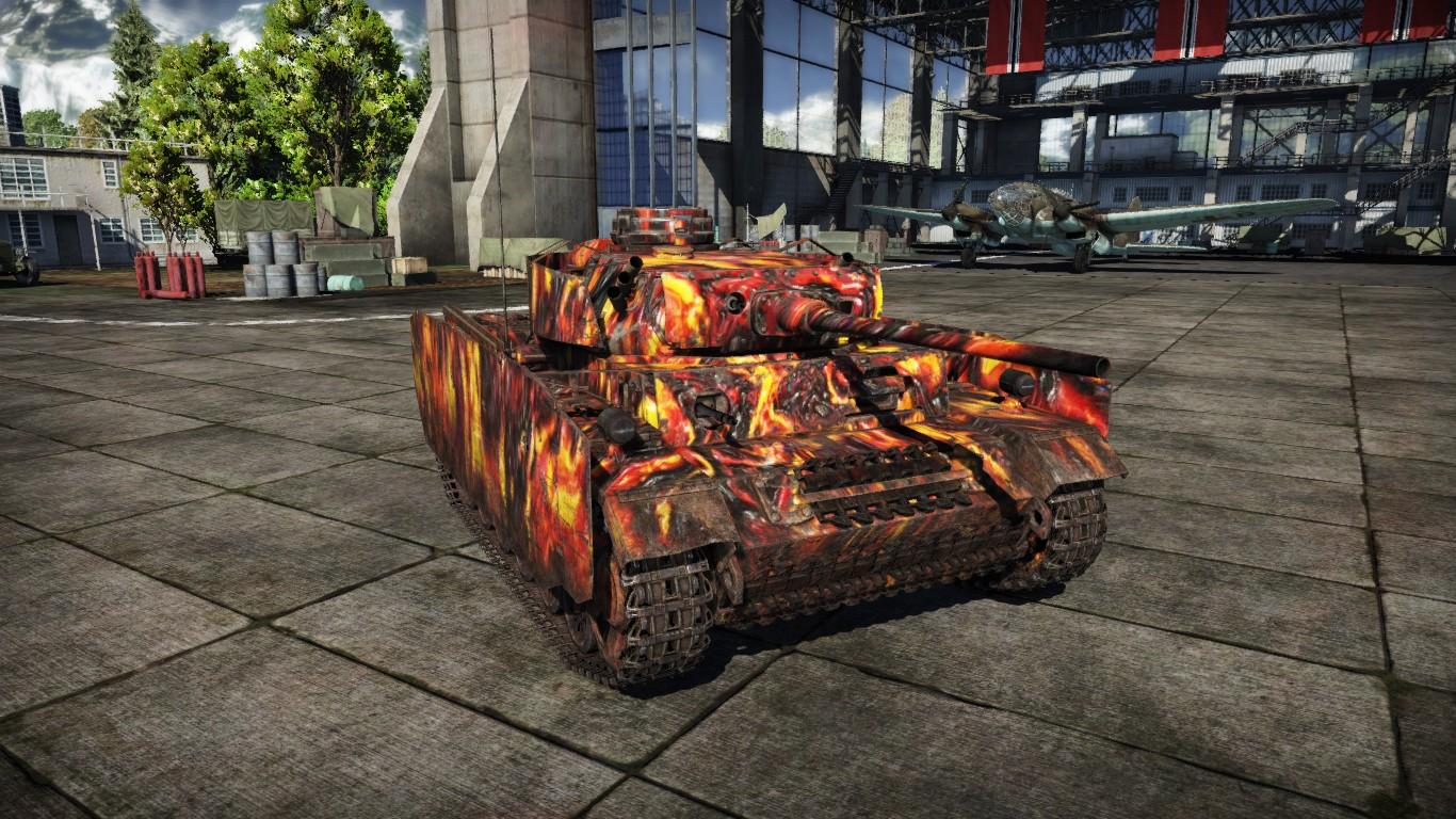 шкурки для war thunder танки