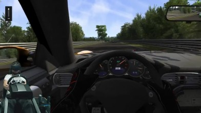 Assetto Corsa - Отличная физика в FM7?! Ок - Assetto Corsa + 730 сильный Porsche + Nurburgring + без стабилизации