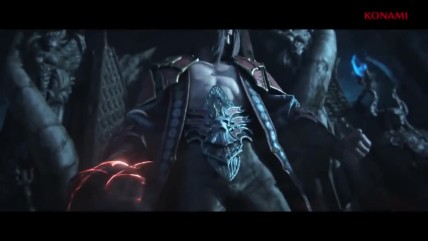 Castlevania: Lords of Shadow Music Video [Музыкальное видео]