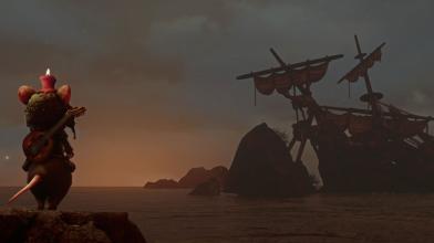 Ghost of a Tale будет выпущен в феврале 2019 года для PS4 и Xbox One