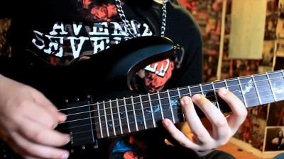 "Mass Effect 2 ""Infiltration (Guitar Cover)"""