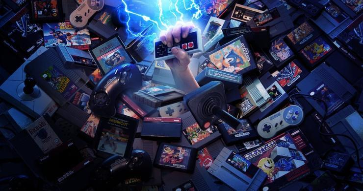 Новый сериал Netflix рассказывает о золотом веке видеоигр