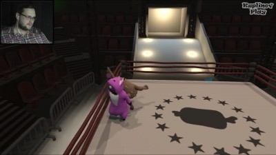 Месиво на ринге  Gang Beasts (Kuplinov  Play)
