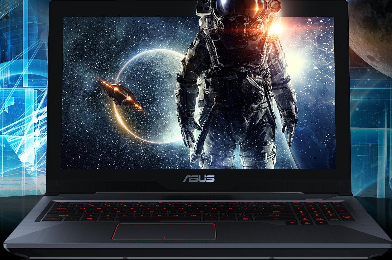 Компания Asus показала новый игровой ноутбук FX503