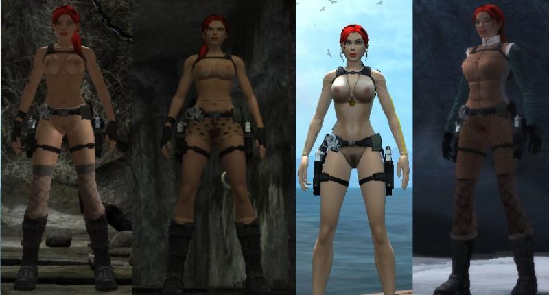 Nude tomb raider underworld images 110