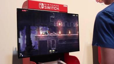 Steamworld Dig 2 - опубликовано геймплейное видео