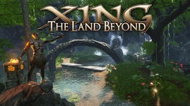 Красивый пазл XING: The Land Beyond выйдет на PS4 на следующей неделе
