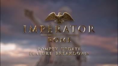"""Обновление """"Pompey"""" уже доступно в Imperator: Rome"""
