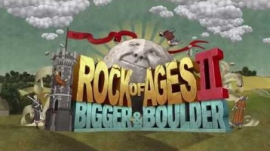 Анонсирована Rock of Ages II: Bigger and Boulder