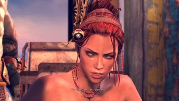 Прохождение Enslaved: Odyssey to the West Premium Edition — Часть 7_ Поездка на байке