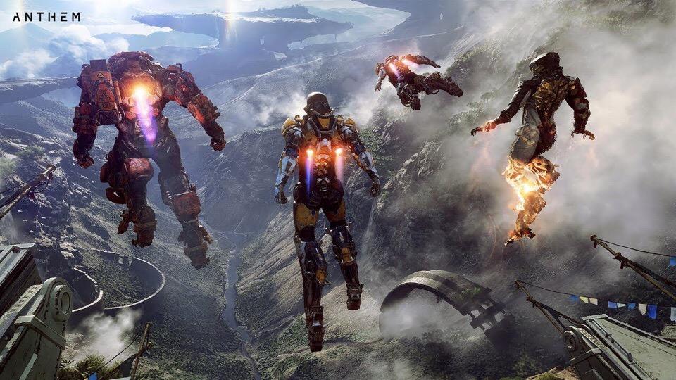 BioWare провела встречу среди сотрудников, посвящённую проблемам Anthem