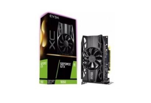 Стала известна цена видеокарты GeForce GTX 1650