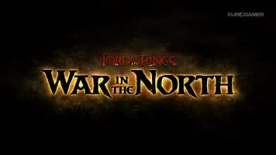 "Lord of the Rings: War in the North ""трейлер "" оружие """""