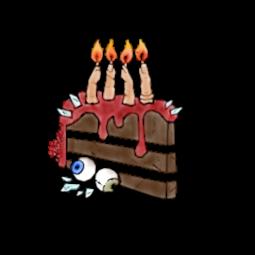 """Подношение """"Торт 4-ой годовщины"""""""