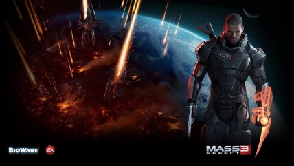 Mass Effect 3 Soundtrack - Leaving Earth