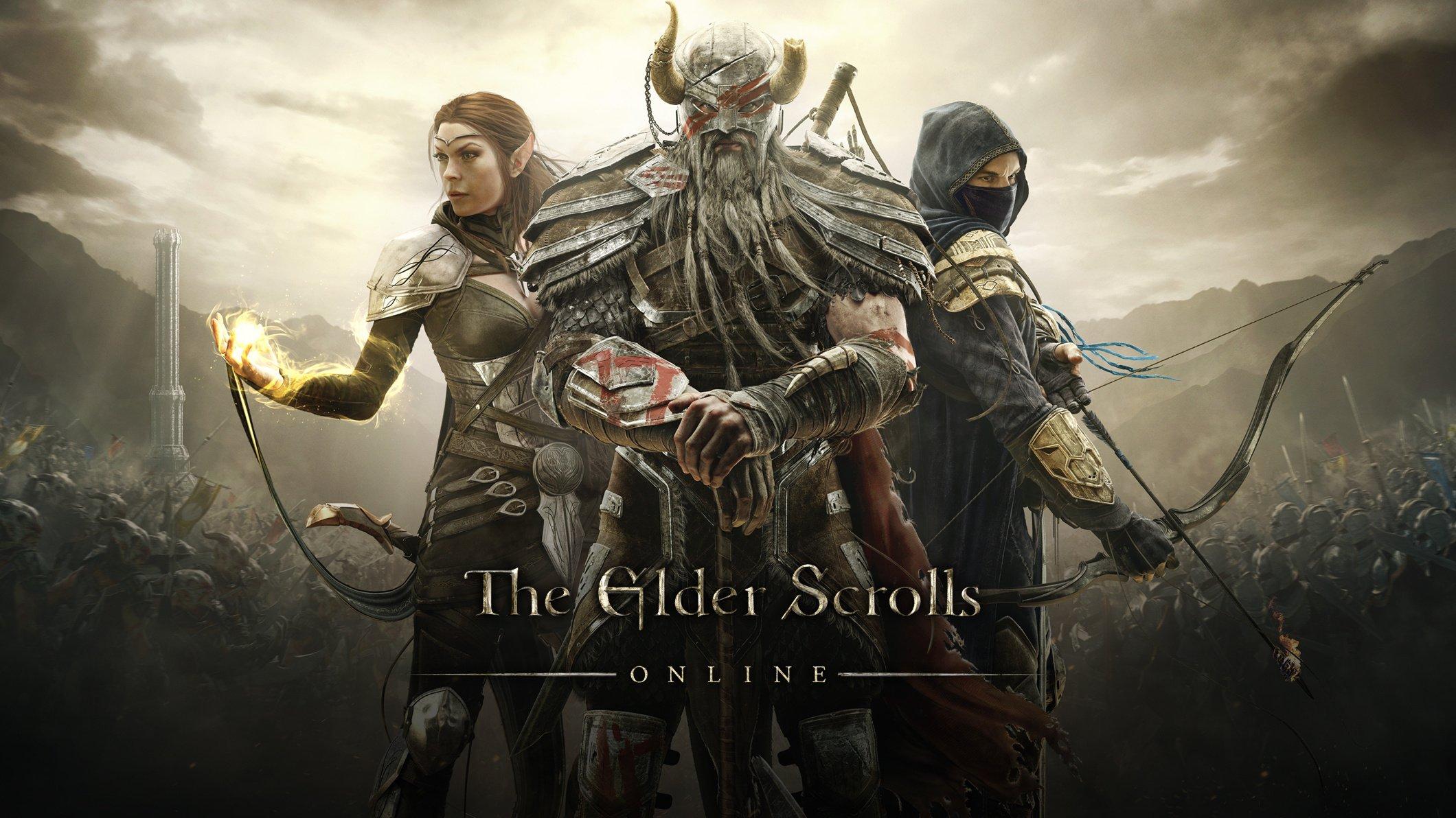 The Elder Scrolls Online: Период бесплатной игры и стандартное издание с выгодой до 60%