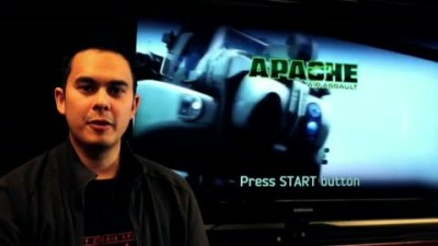 "Apache: Air Assault ""Walkthrough Trailer"""