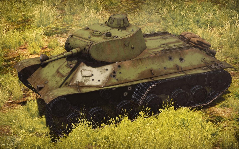 лучший легкий танк в war thunder