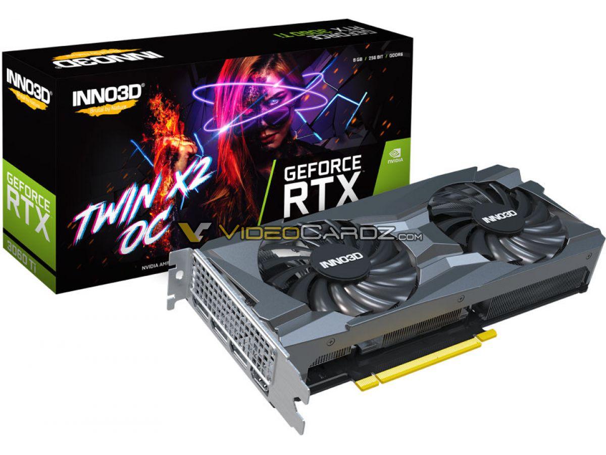 Зафиксирована самая низкая цена нереференсной GeForce RTX 3060 Ti - 464 евро