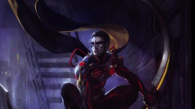 "Infinite Crisis ""Трейлер Nightmare Robin"""