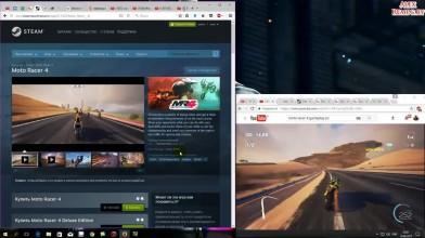 Взлом/обход Denuvo #47 (19.06.17). Steampunks взломали Moto Racer 4!