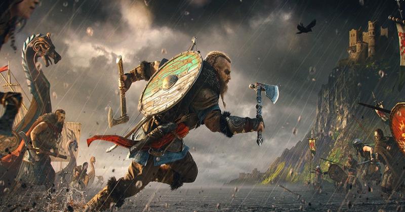 Assassin's Creed Valhalla при запуске продано 1,7 миллиона копий