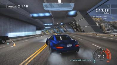 "Need for Speed Hot Pursuit ""Суперкары - Лидер скорости Mercedes SL 65 AMG Black"""