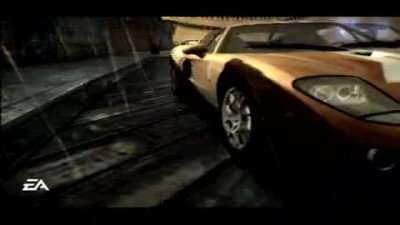 Need For Speed: Most Wanted Cop Evasion