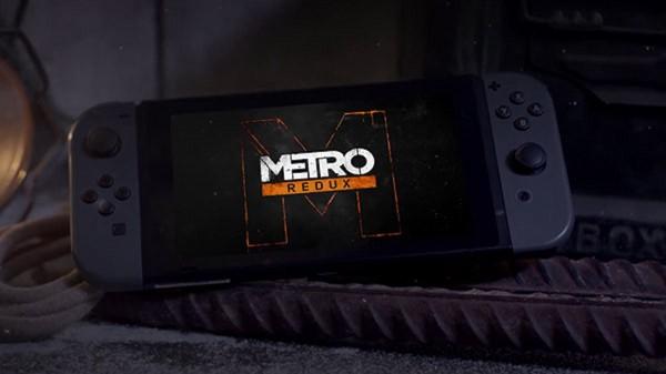 Анонсирован выход Metro Redux на Nintendo Switch