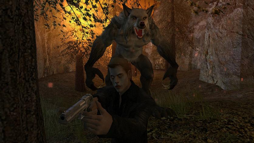 поблемы со звуком игры вампиры маскарад
