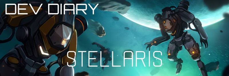Дневник разработчиков Stellaris #201