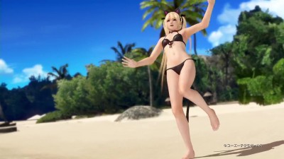 "Dead or Alive Xtreme 3 ""Трейлер персонажа Marie Rose"""