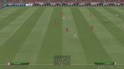 Осмотр Pro Evolution Soccer 2016 (Demo PC)