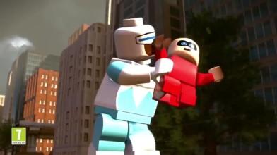 LEGO The Incredibles - Криминал в городе - Русский трейлер (озвучка)