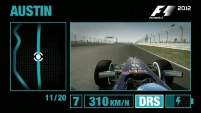 "F1 2012 ""Austin Racenet Hot Lap Trailer"""