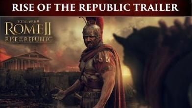 Анонсировано дополнение Rise of the Republic для Total War: Rome II