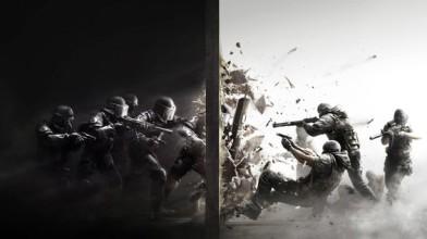 Первые скриншоты и арт Rainbow Six: Siege