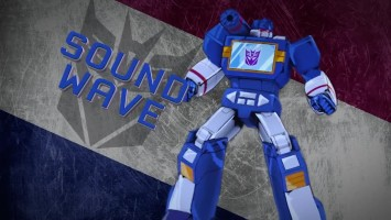 "Transformers: Devastation - трейлер босса ""Soundwave"""