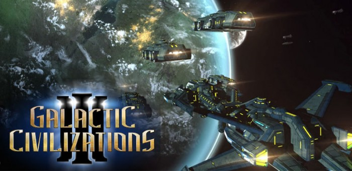Galactic Civilizations III (серия вроде)