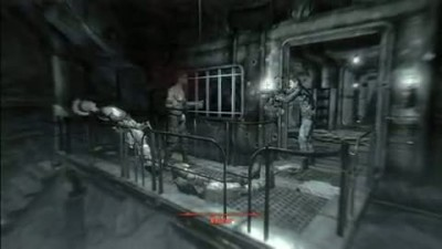 "Fallout 3  ""Washington D.C. Underground Gameplay"""