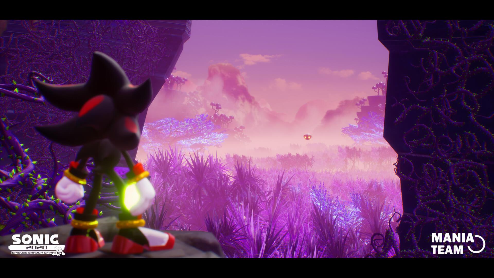 Sonic 2020 - впечатляющая фанатская игра на Unreal Engine 4