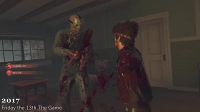 Эволюция жестокости в видеоиграх (1976-2019)