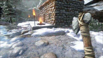"Ark: Survival Evolved ""Анонс на Xbox One"""