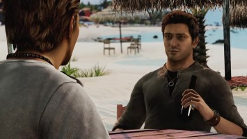 Uncharted: The Nathan Drake Collection: Трейлер «Крушение поезда»