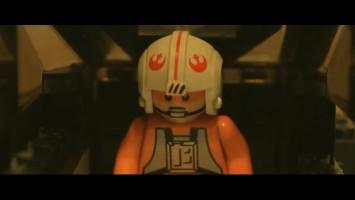 Lego Star Wars: Episode 7 - The Force Awakens Teaser Trailer