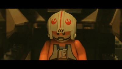 Lego Star Wars: Episode 7 - The Force Awakens Teaser Trailer