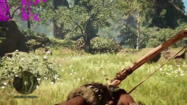 Far Cry Primal - Radeon HD7950 - i5 4460 - Тест на FPS