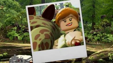 LEGO Jurassic World: Трейлер «Эксклюзивный тур»